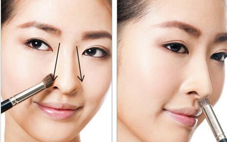私密化妆方法分享,简单易学两招自拍显瘦的化妆方法!